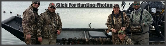 Rockport Texas Duck Hunting Guide